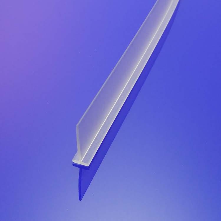 Exa-Lent Universal DS49200 inschuifrubber voor doucheprofiel 200cm lengte - 16mm hoog