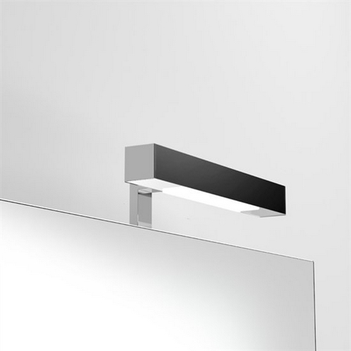 lamp - Clou lamp t.b.v. spiegelkast chroom